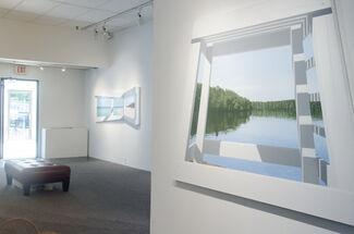 Warner Friedman Paintings 2014, installation view