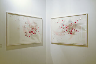 Galerie Christian Lethert at NADA Miami 2013, installation view