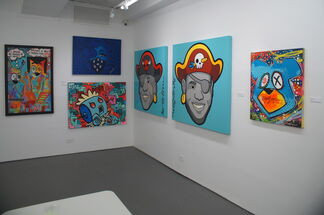 A Peerless Art Event, installation view