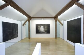 Clemens Wolf, installation view