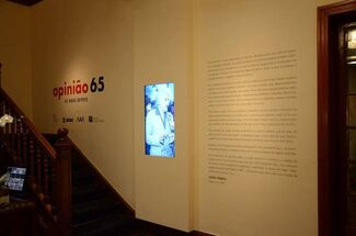 Opiniã 65 - 50 anos depois, installation view