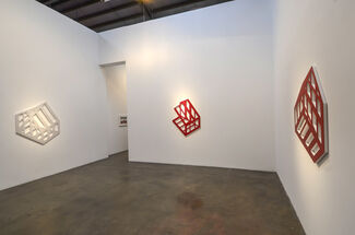 """Rachel Lachowicz, """"Lay Back And Enjoy It"""", installation view"""