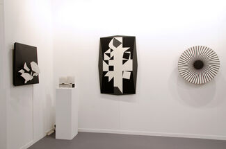 Galerie Denise René at ARCOmadrid 2018, installation view