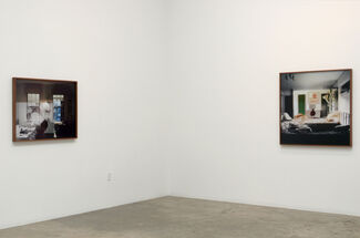 Augusta Wood: Whether it happened or not, installation view