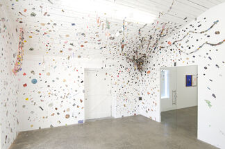 Two Works, installation view