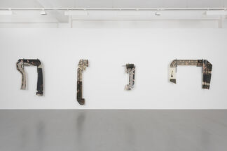 NO SHADOWS IN HELL, installation view