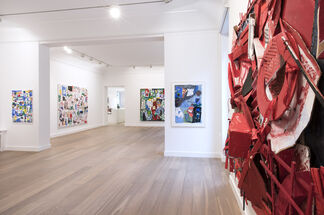 A suivre..., installation view