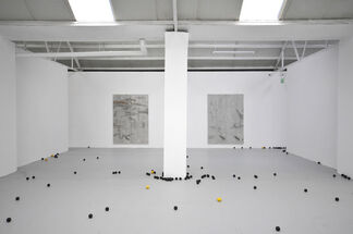 Hot Wuss; Repeated, installation view