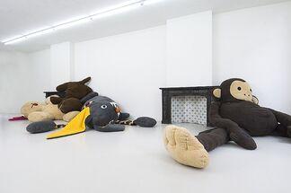 Dushi by Florentijn Hofman, installation view