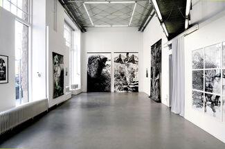 Matt Miley, installation view