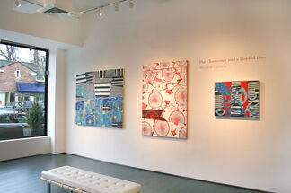 The Chanteuse and a Loaded Gun, installation view