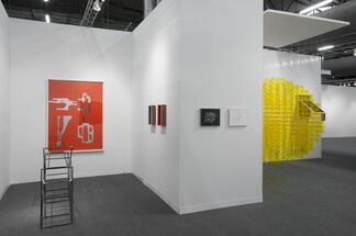 Galeria Nara Roesler at The Armory Show 2015, installation view
