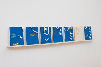 Autonomy Exchange Archive with Paul Branca, David Horvitz, & Fawn Krieger, installation view