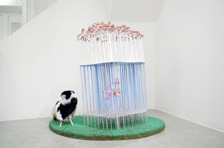 Gibberish: Sapient Fool's Gold by Jeannie Lynn Hulen, installation view