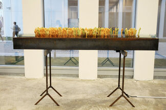 Contemporary Romanian Sculpture – a study case, installation view
