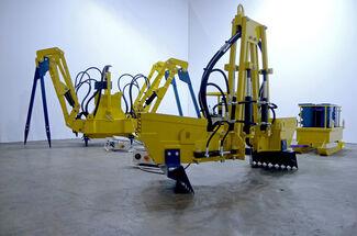 Hannah Barry Gallery at Art Basel Hong Kong 2014, installation view