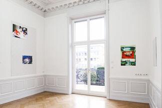 Bechamel Mucho - Hunger & Liebe, installation view