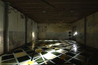 The BUNKER #02 with Lotte Geeven, installation view