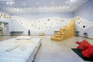 Time Not Wasted, installation view