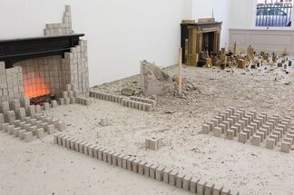 1 House by Wannes Goetschalckx, installation view