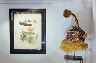 ART WITHOUT FRONTIERS, installation view