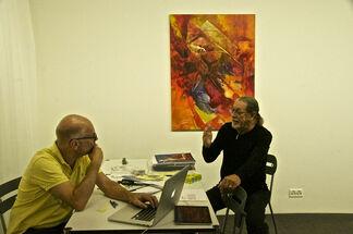 Gilberto Frómeta - TROPICAL LIGHT -, installation view