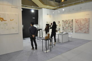 Art Front Gallery at Art Taipei 2014, installation view