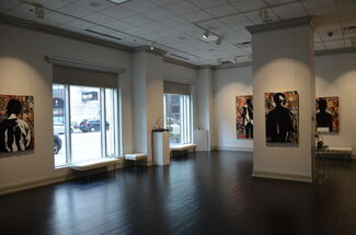 Narrative Not Included, installation view