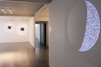 Bruce Munro, installation view