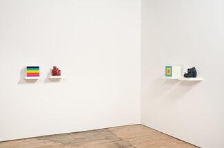 Polaroid Project, installation view