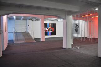 Michael Bevilacqua featuring Dean Sameshima: Catastrophe Ballet, installation view