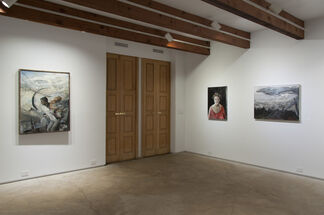 Miles Cleveland Goodwin: The Maze, installation view