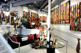 21st Annual Fall Artist Show - First Weekend, installation view