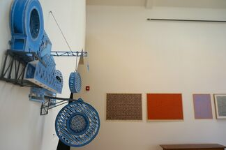 Articulated Structure, installation view