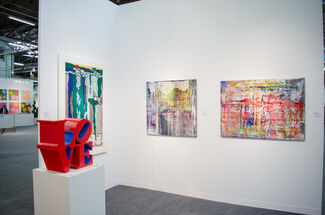 David Benrimon Fine Art at Art New York 2017, installation view
