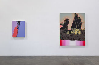 Misaligned by Philip Argent, installation view