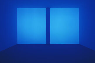 James Turrell: 67 68 69, installation view