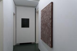 KICKIN' THE TIRES.  MATTHEW DELEGET [US] + NATALIE REUSSER [CH], installation view