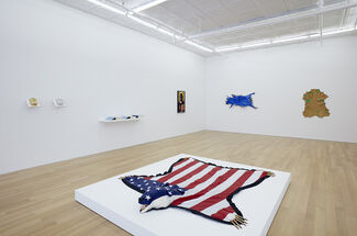 Nicholas Galanin: Carry a Song / Disrupt an Anthem, installation view