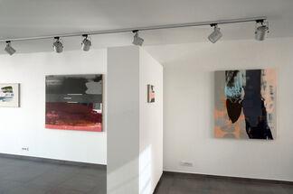 René Korten, installation view