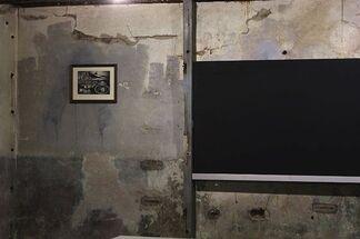 The BUNKER #05 with Harold de Bree & Marcel van Eeden, installation view