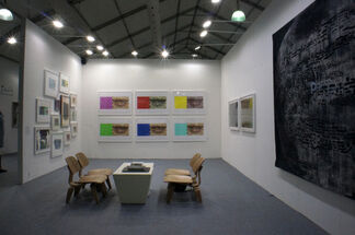 Ren Space at Art Central 2015, installation view
