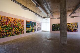 Aram Jughian - I AM HERE, installation view