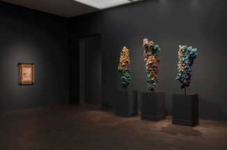 Glenn Brown: Come to Dust, installation view