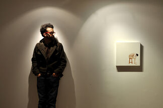 Up Against Nothing. Recent Works by Carlos Alarcón, installation view