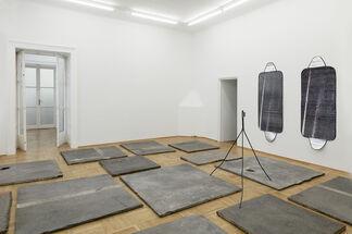 SONIA LEIMER : Above the crocodiles, installation view