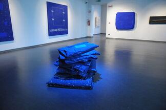 Cesare Berlingeri: Andar Per Stelle (Going Through the Stars), installation view