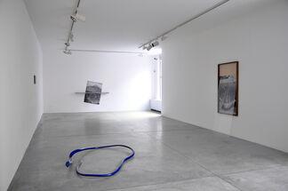 "Giuseppe Pietroniro ""Smarginazione"", installation view"
