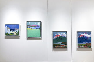 The Color of Nature, installation view