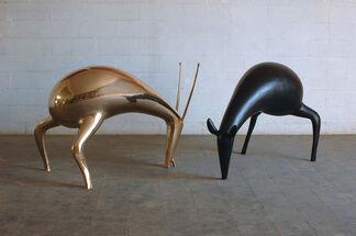 Galleria Paola Verrengia at Artissima 2014, installation view